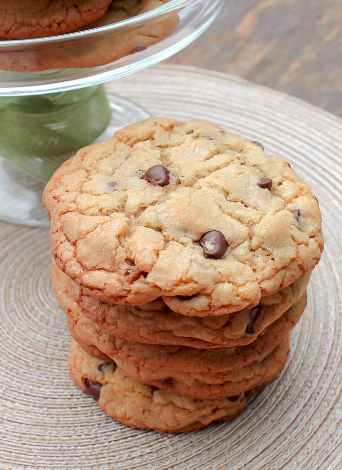 Bakery Style Chocolate Chip and Pecan Cookies - Bunny\'s Warm Oven