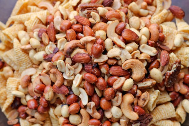 Corn Snack Nut Mix