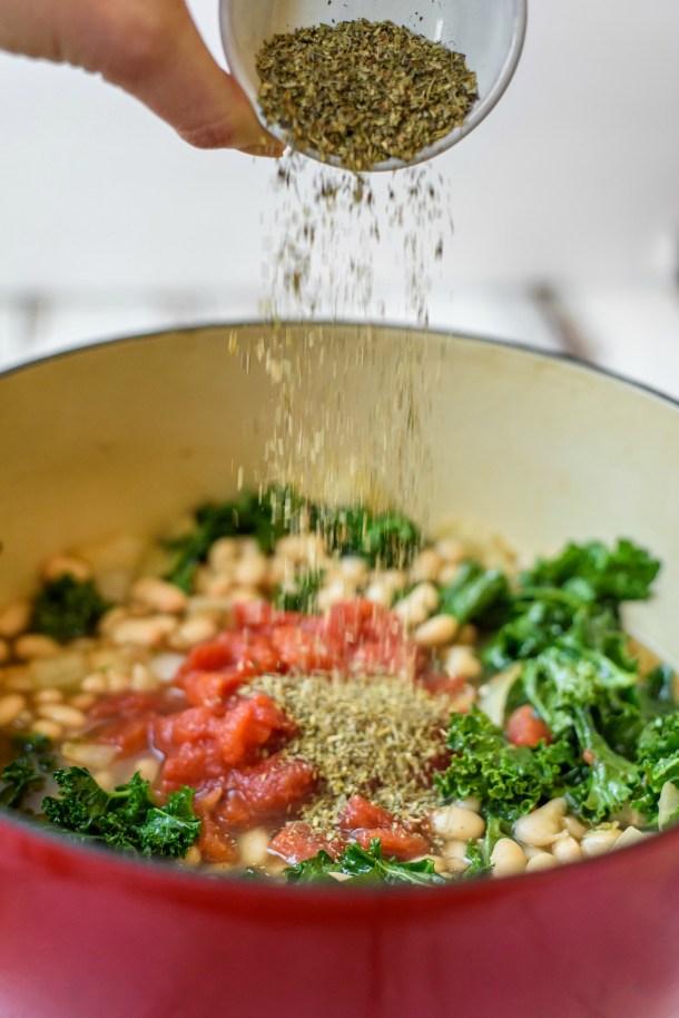 Kale Bean Soup