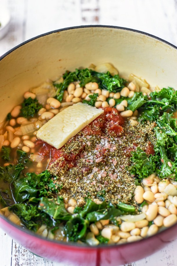 Kale Bean Soup