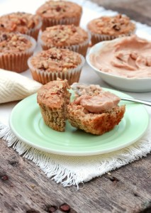 Maple Oatmeal Muffins