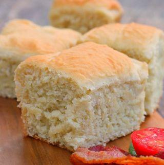 Buttermilk Yeast Rolls