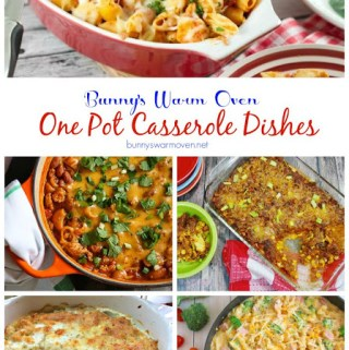 one pot casserole dishes