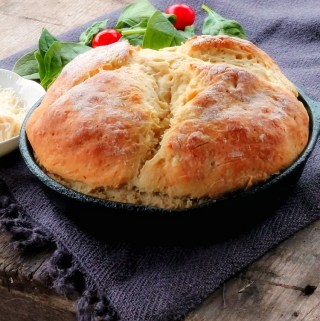 Irish Potato Bread