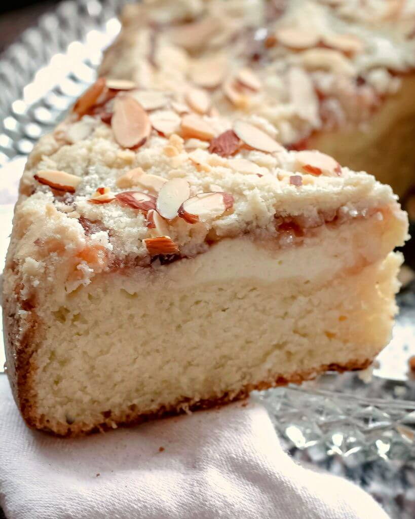 Fruit Buttermilk Coffee Cake