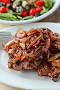 Spice Rub Pork Chops