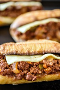 Sloppy Joe Cosmo