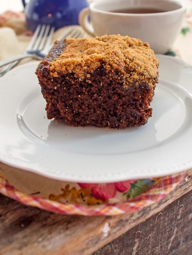 Pennsylvania Shoo Fly Cake