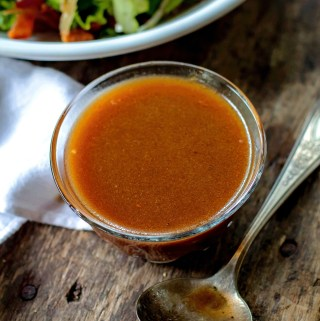 Orange Balsamic Vinaigrette