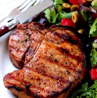 Grilled Pork Chop Marinate
