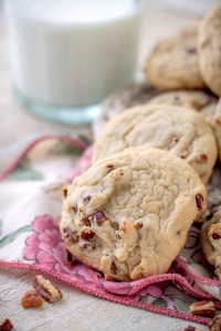 Butter Pecan Cake Mix Cookies