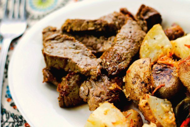 Mustard Steak Marinade