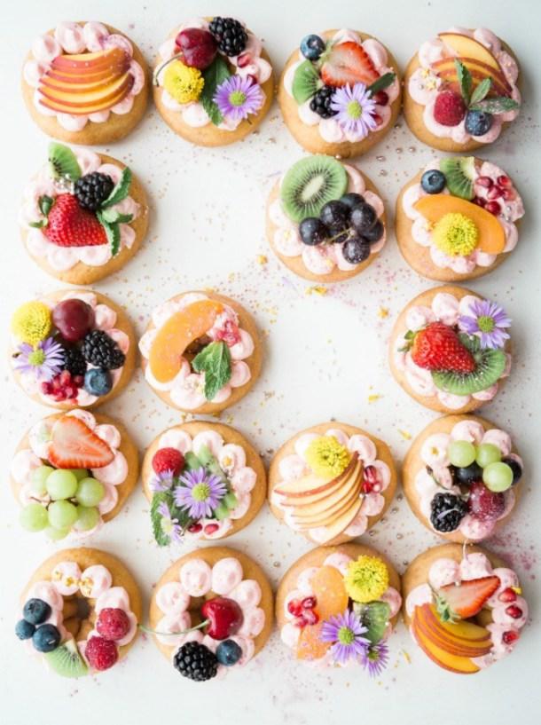 Scrumptious Donut Halos