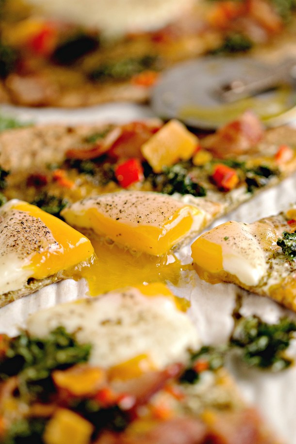 Breakfast Pizza Recipe