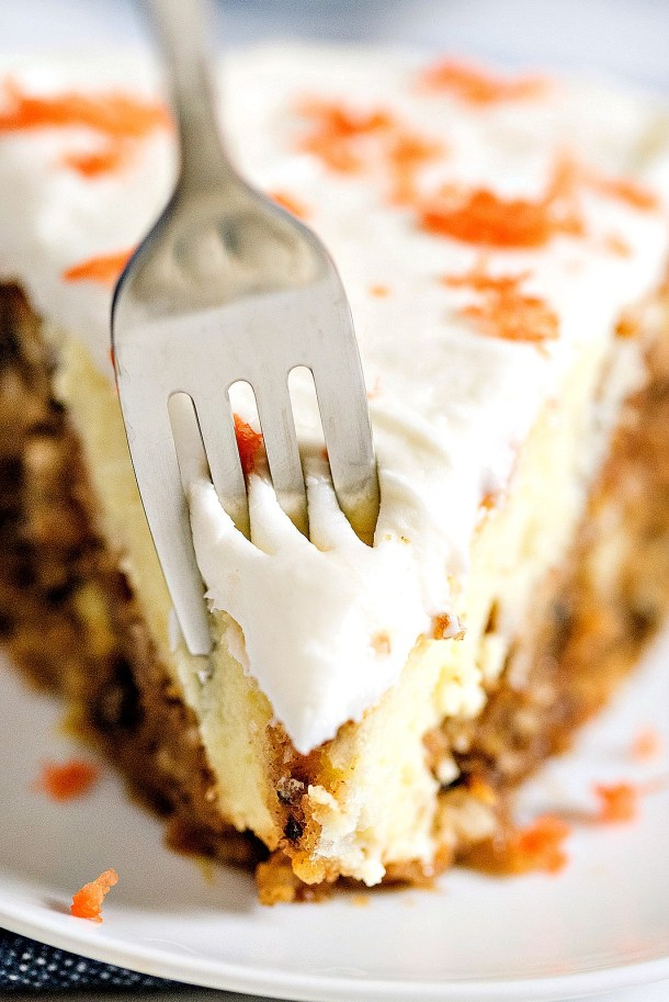 Cheesecake Factory Cream Cheese Carrot Cake