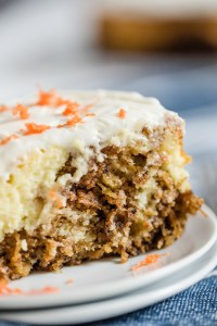 Copy Cat Cheesecake Factory Carrot Cake Cheesecake