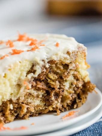 Copy Cat Cheesecake Factory Carrot Cake Cheesecake