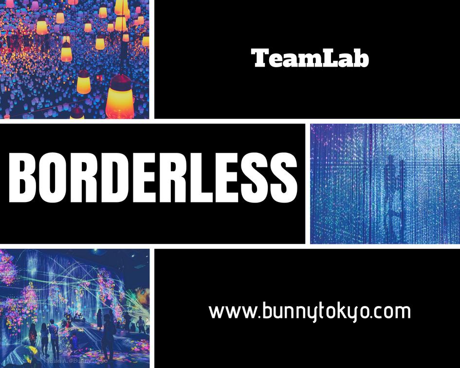 Teamlab Borderless