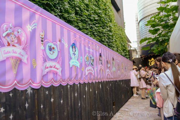 Sailor Moon Q-Pot Collaboration Cafe
