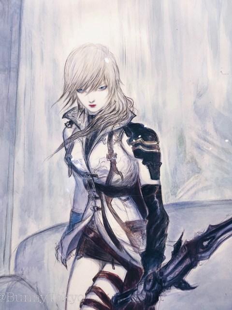 Final Fantasy Yoshitaka Amano Exhibition