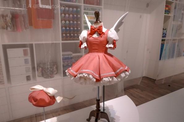 Card Captor Sakura The Enchanted Art Museum Exhibition in Roppongi, Tokyo.