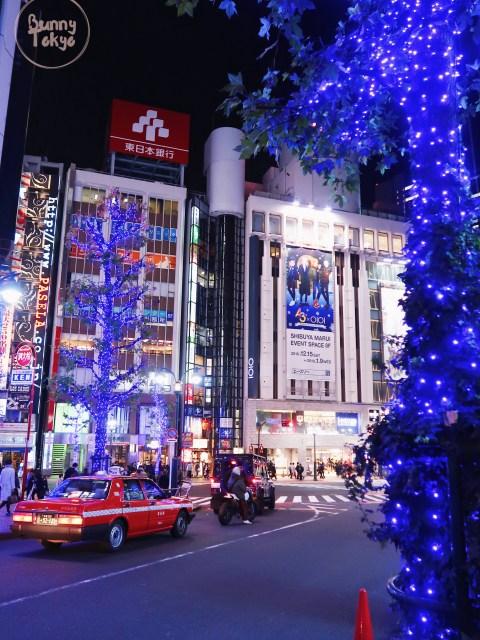 Christmas In Japan Bunnytokyo
