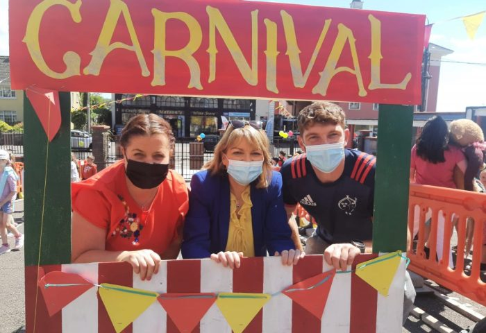 Carnival Day in 5th Class – Ms O'Neill / Ms Hurney's Class