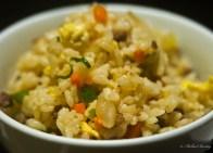 Fried Rice, Alabang, Muntinlupa, Manila