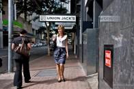 Elizabeth Street, CBD, Brisbane, Queensland