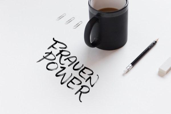 FrauenPower Hand-Lettering