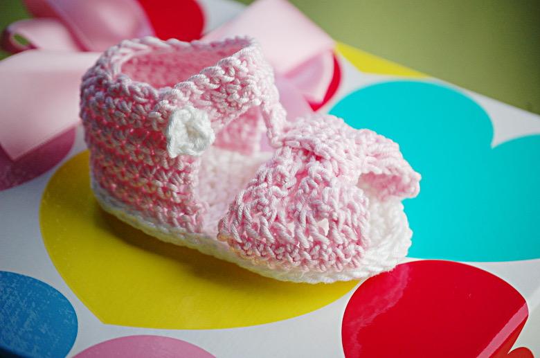 Babyschuhe Häkeln 30 Superschöne Modelle