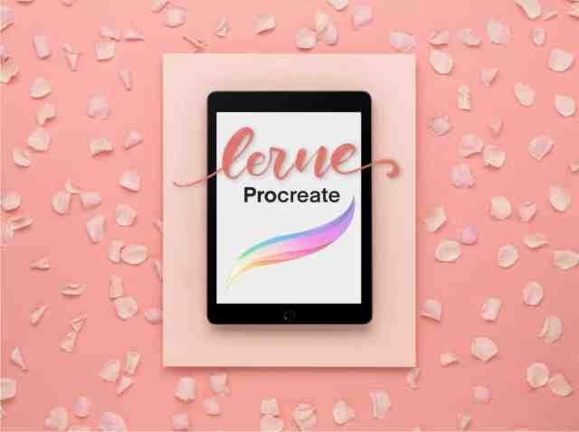 Lerne Procreate