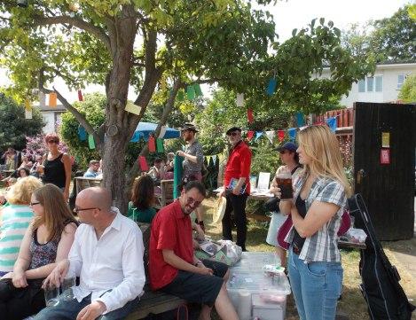 Rochester LitFest Garden Party