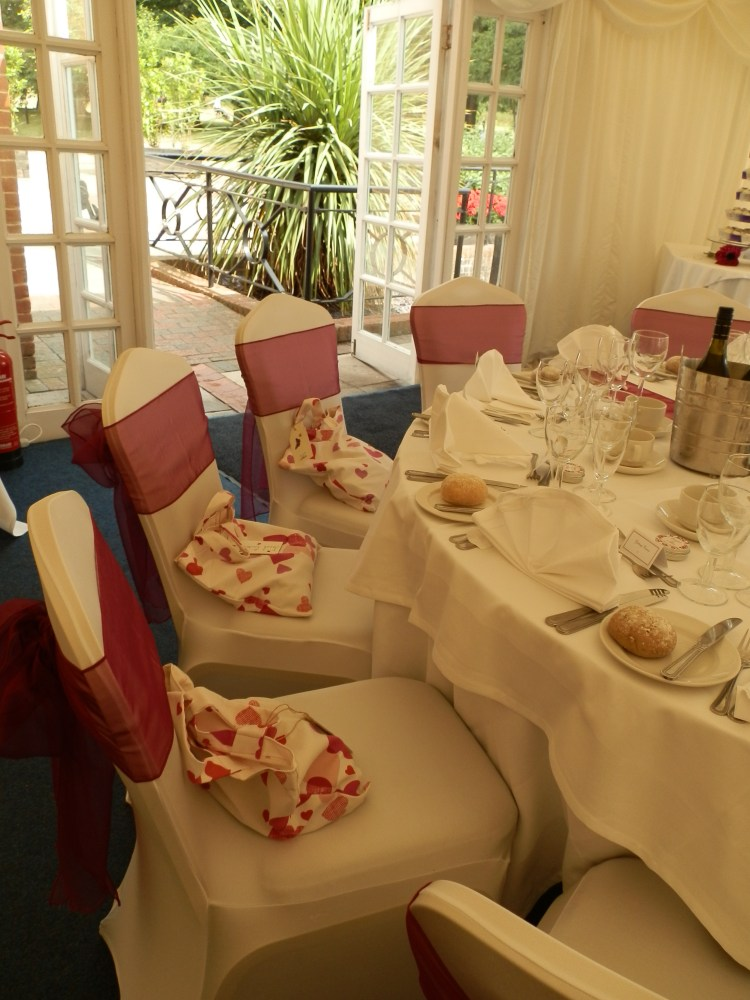 The Perfect Touch - Emma's Wedding Bunting (2/4)