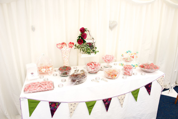 The Perfect Touch - Emma's Wedding Bunting (4/4)