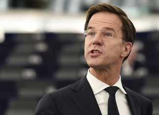 Mark Rutte Paesi Bassi
