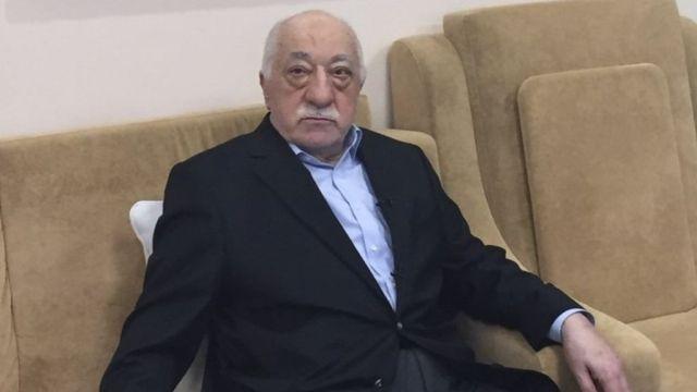 Fethullah Gulen Turchia