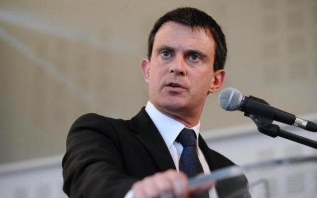 Manuel Valls Francia