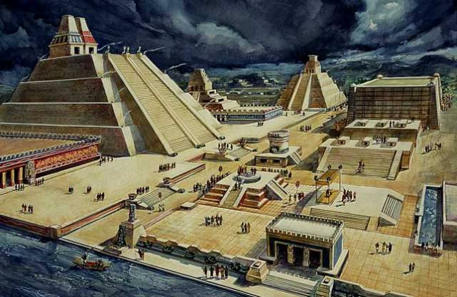 cortés tenochtitlán