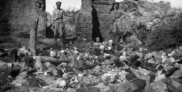 teschi genocidio armeno