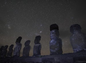 moai antichi astronauti