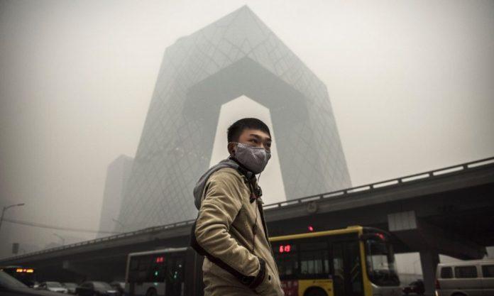 nebbia cina economia