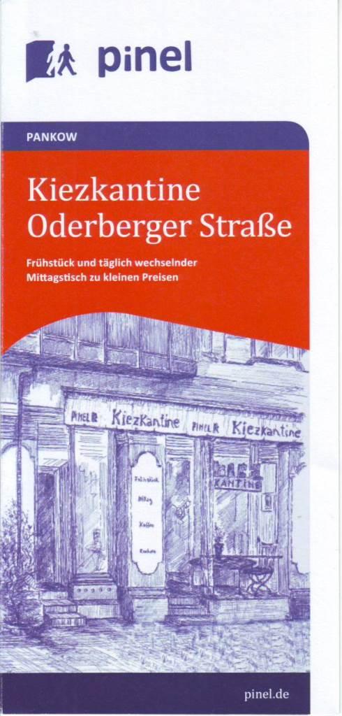BS Info - Kiezkantine-Oderberger-Str 20160302 ©Pinel