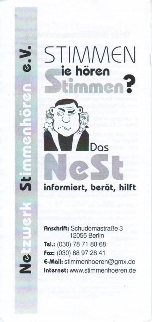 BS Info - NeSt-Stimmenhören 20160401 ©NeSteV