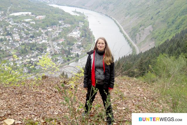 1. Bloggerwandern an der Mosel