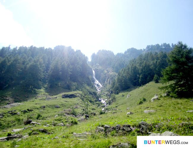 Via Spluga * Italien
