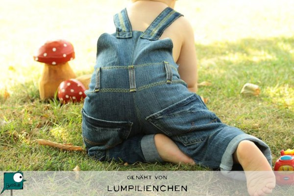 eBook Latzhose Kinder Baby 56 134 b