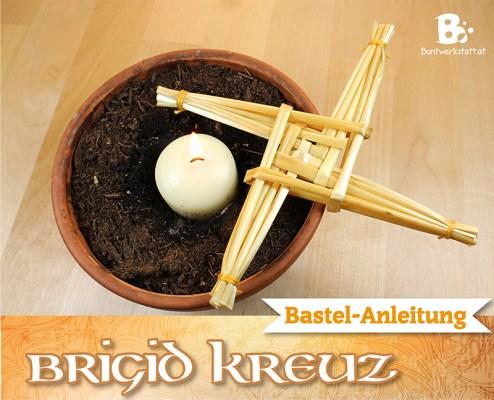 Brigid Kreuz Anleitung