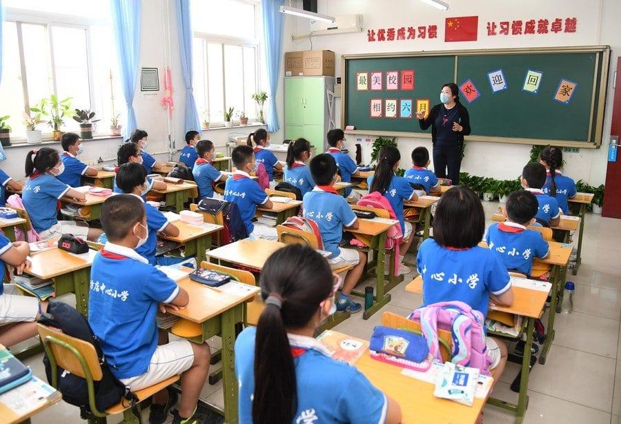 Coronavirus : A Pechino sospesa la riapertura delle scuole elementari: ci sono nuovi casi di coronavirus
