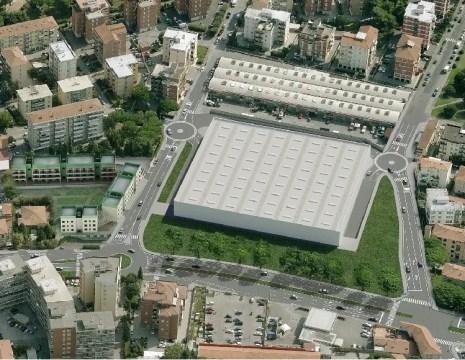 Progetto Viale Petrarca - Esselunga Srl